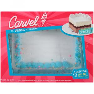 Carvel Mini Sheet