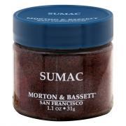 Morton & Bassett Sumac
