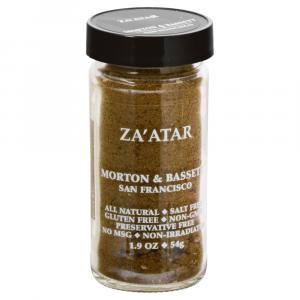 Morton & Bassett Za'atar