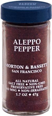 Morton & Bassett Aleppo Pepper