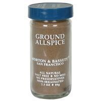 Morton & Bassett Ground Allspice