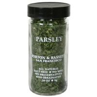 Morton & Bassett Parsley