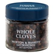 Morton & Bassett Whole Cloves