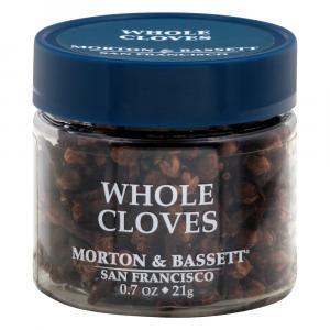 Morton & Bassett Whole Cloves