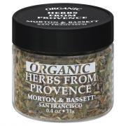 Morton & Bassett Organic Herbs From Provence