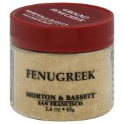 Morton & Bassett Fenugreek