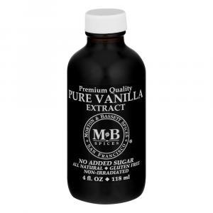 Morton & Bassett Pure Vanilla Extract