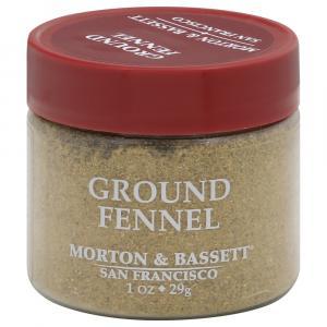 Morton & Bassett Ground Fennel