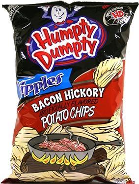 Humpty Dumpty Bacon Hickory Potato Chips