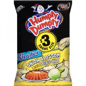 Humpty Dumpty Onion Blossom Potato Chips