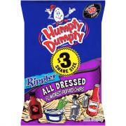 Humpty Dumpty Ripples All Dressed Up Chips