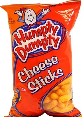 Humpty Dumpty Cheese Sticks