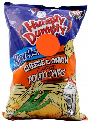 Humpty Dumpty Cheese & Onion Potato Chips