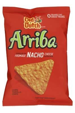 Old Dutch Tortilla Chips Arriba Nacho