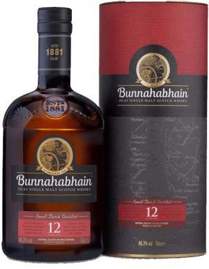 Bunnahabhain 12 Years Old Scotch Whiskey