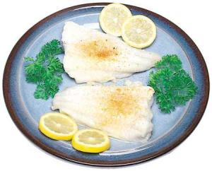 Frozen Whiting Fillets