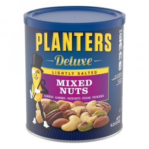 Planters Deluxe Mixed Nuts with Pistachio