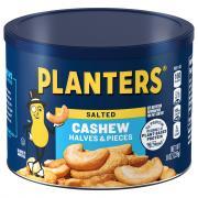 Planters Cashew Halves