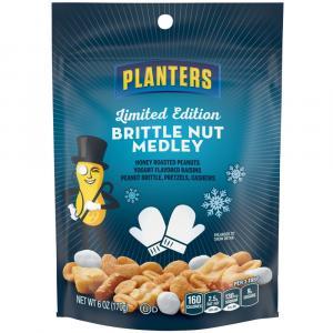 Planters Winter Brittle Nut Medley