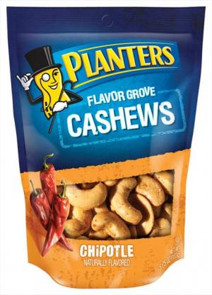 Planters Flavor Grove Chipotle Cashews