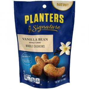 Planters Signature Vanilla Bean Whole Cashews