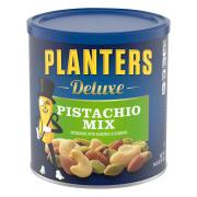 Planters Deluxe Mixed Nuts with Pistachios