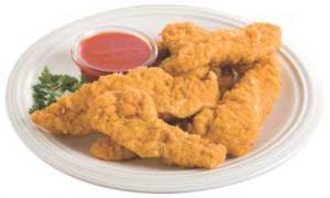 Fried Crunchy Tenders - Hot