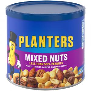 Planters Regular Mixed Nuts