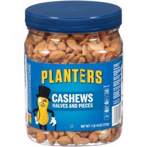 Planters Cashews Halves and Pieces