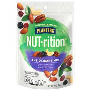 Planters Nut-rition Antioxidant Mix Peanuts Bag