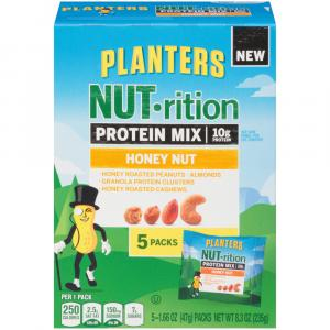 Planters Nut-rition Energy Honey Nut