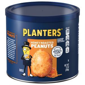 Planters Honey Roasted Peanuts