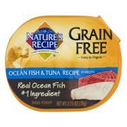 Nature's Recipe Grain Free Ocean Fish & Tuna Dog Food