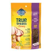 Nature's Recipe True Treats Chewy Turkey