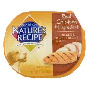Nature's Recipe Original Chicken & Turkey Recipe