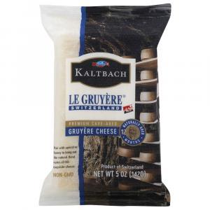 Emmi Cave Aged Gruyere Cheese