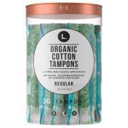 L. Regular Organic Cotton Tampons