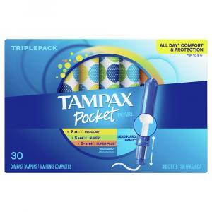Tampax Pocket Pearl Multi-Pack