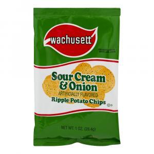 Wachusett Sour Cream & Onion Potato Chips