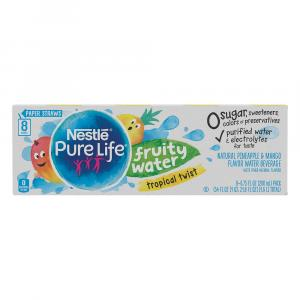 Nestle Pure Life Fruity Flavored Water Tropical Twist