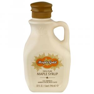 Maple Gold Maple Syrup Plastic Bottle