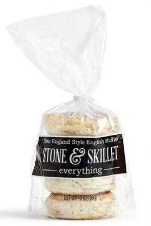 Stone & Skillet Everything English Muffins