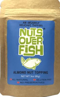 Nuts Over Fish Almond Nut Topping