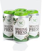 North Country Hard Cider Original Press