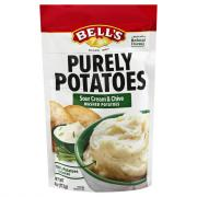 Bell's Purely Potatoes Sour Cream & Chive Mashed Potatoes