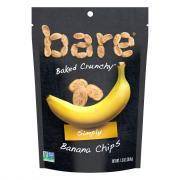 Bare Fruit Baked Crunchy Simply Banana Chips