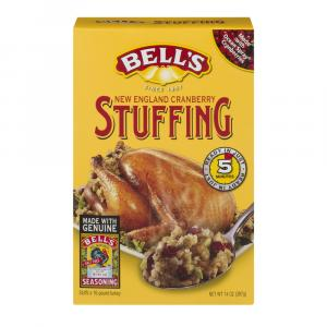 Bell's Stuffing with Cranberry