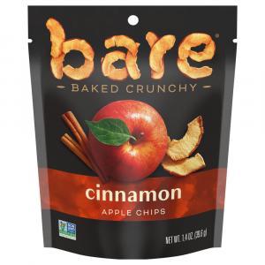 Bare Baked Crunchy Cinnamon Apple Chips