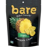 Bare Baked Crunchy Simply Pineapple Chips