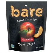 Bare Fruit Baked Crunchy Fuji & Reds Apple Chips